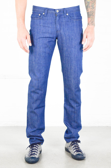 Men's Naked and Famous Lightweight Linen Blend WeirdGuy