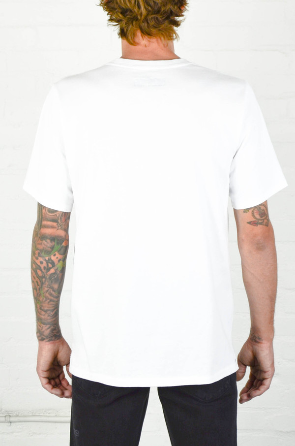 Men's Rag and Bone Sour Face Embroidery Tee