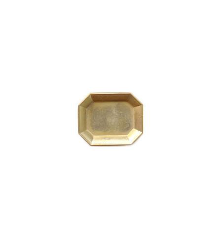 Futagami Small Brass Stationary Tray