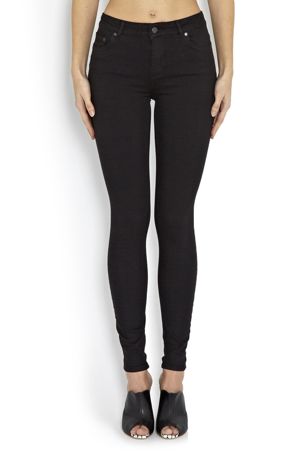 Twist & Tango - Black Slim Fit Skinny Julie Jeans