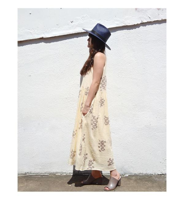 See Sun Vanilla Field Dress