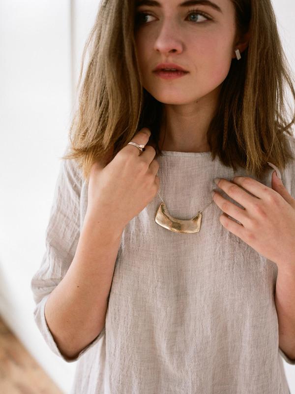 Uni Mies necklace