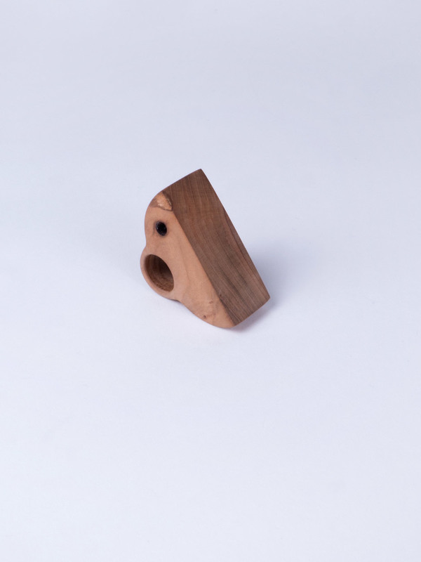Paige Martin Woods Block Ring