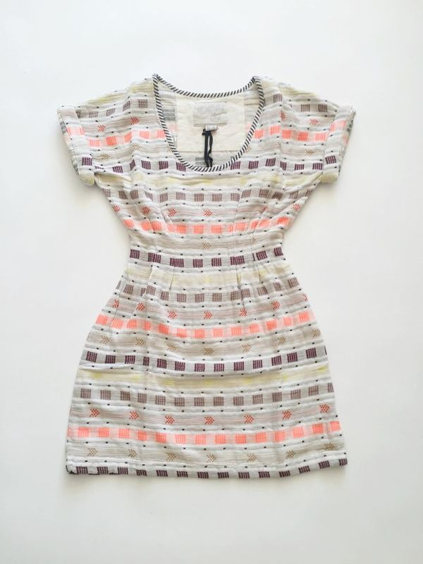 Ace & Jig Picnic Dress - Emblem