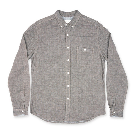 Men's life/after/denim Kroner Shirt / Weed