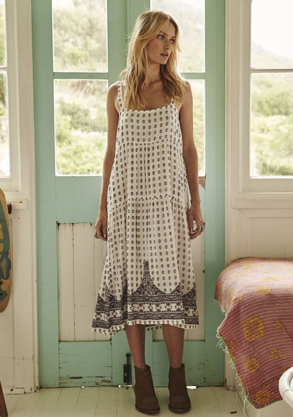 Gypsy Girl Beach Dress