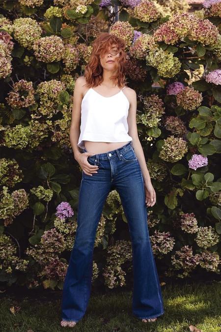 Amo Kick Jeans - Mariner