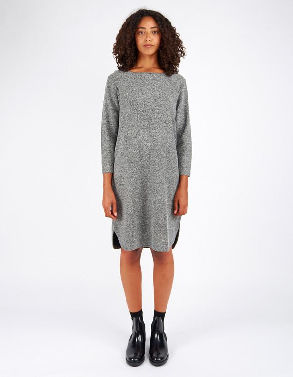 Minimum Valgerd Dress Black