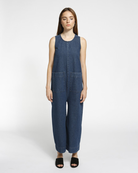Ilana Kohn Harry Jumpsuit in Denim