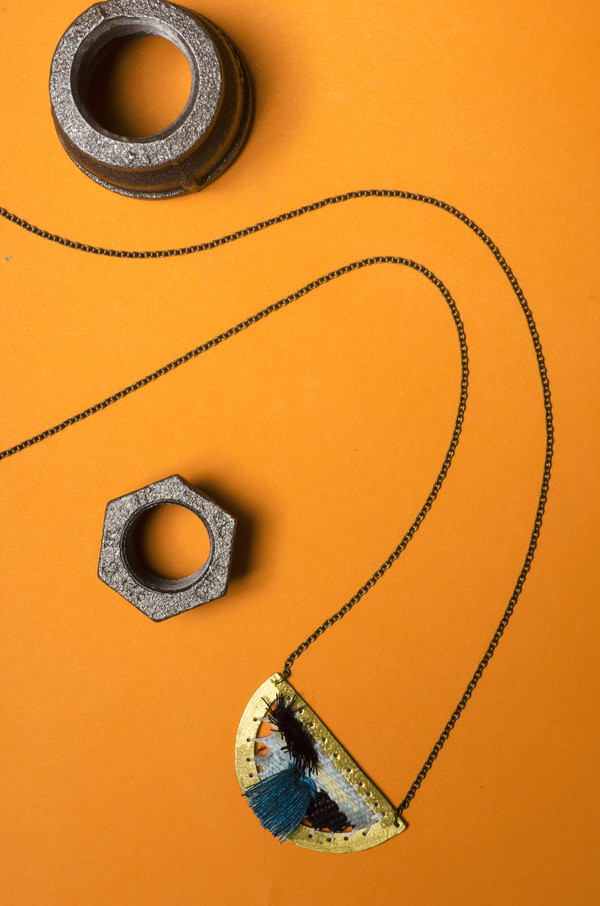 Geography 541 - Lumayan Necklace