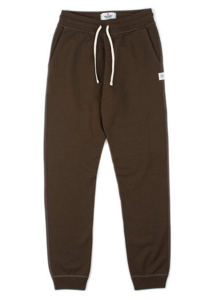 Men's Reigning Champ Knit Midweight Terry Slim Sweatpant Olive
