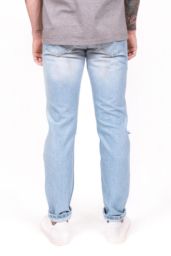 Men's Soulland Erik Jeans Vintage Blue