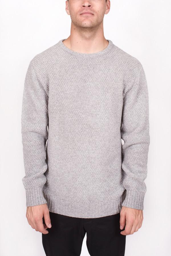 Men's Soulland Rickets Honey Comb Sweater