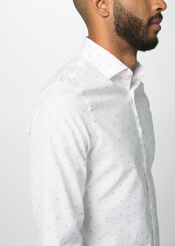 Men's Shockoe Atelier Spread Collar Shirt