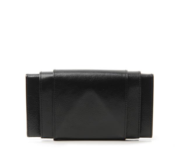 i ro se Black 3F Wallet