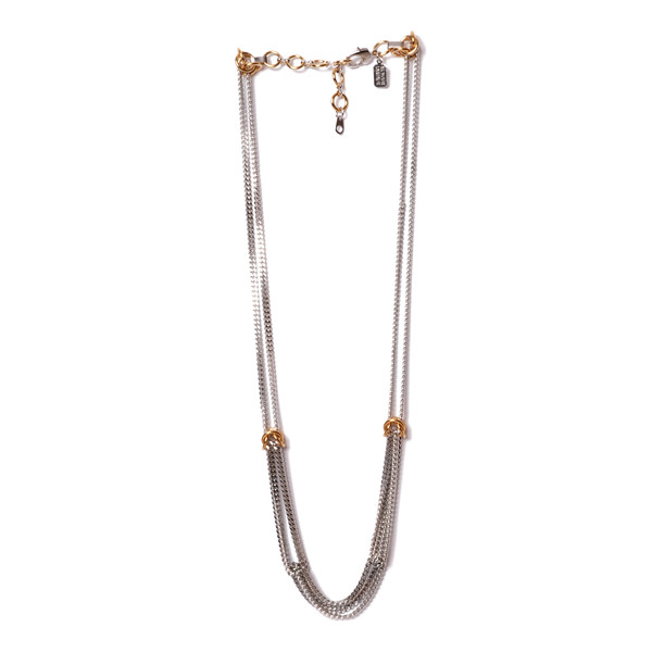 ALYNNE LAVIGNE - Cage Link Necklace