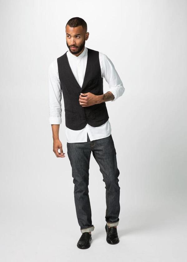 Men's Shockoe Slim Fit Stretch Denim