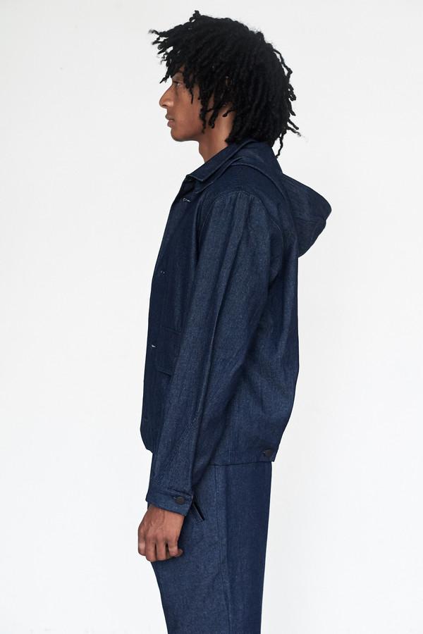 Men's Assembly New York Cotton Denim Vineyard Jacket