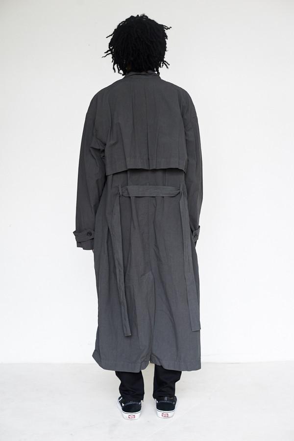 Men's Robert Geller Cotton Giorgio Coat