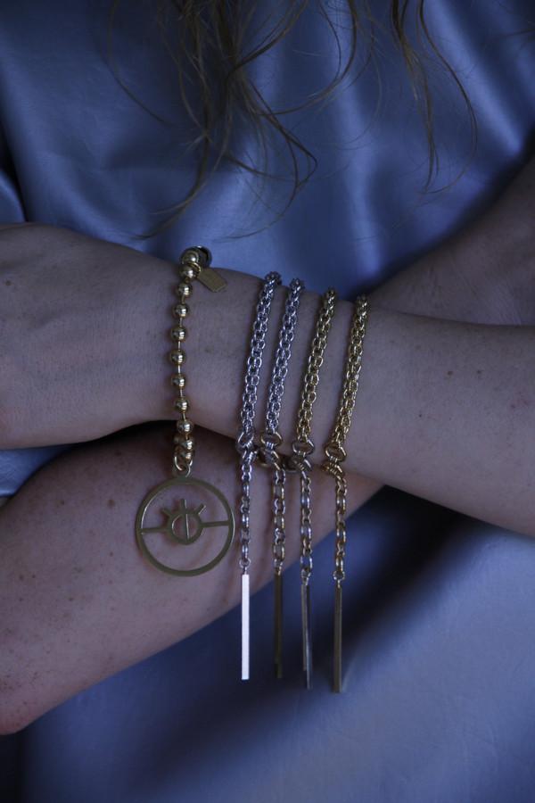 ALYNNE LAVIGNE - Rope Bracelet
