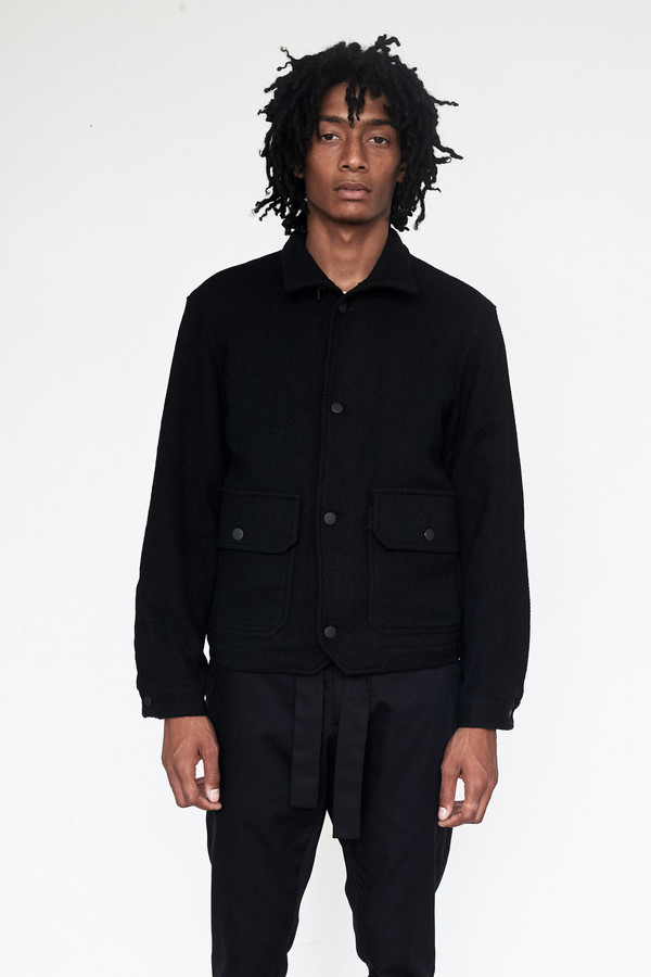 Unisex Assembly New York Wool Vineyard Jacket