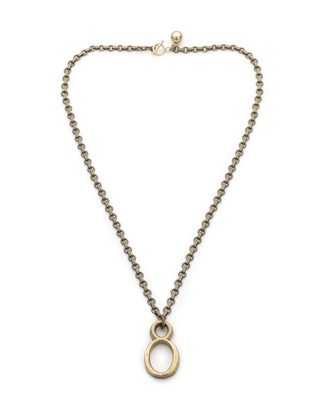 LULU FROST NUMBER EIGHT NECKLACE