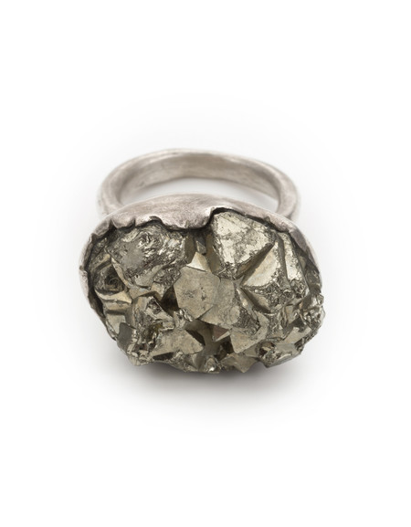ROOST PYRITE RING