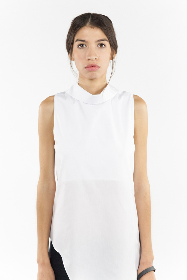 Toit Volant Kiki Top - White