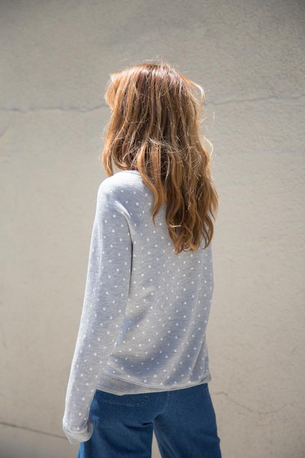 sundry dot sweatshirt