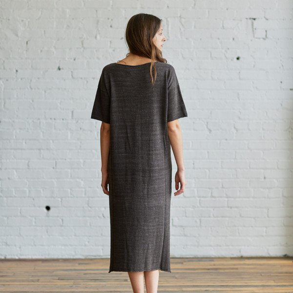 Lauren Manoogian Split T Dress