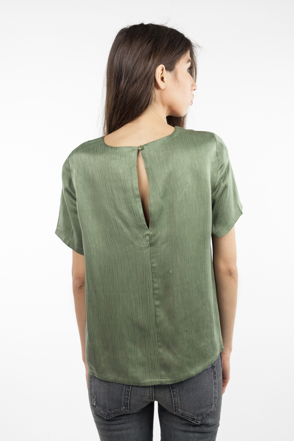 just female Egon Tee - Litchen Green