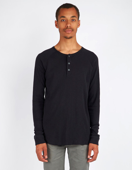 Men's Minimum Clay Tee Black
