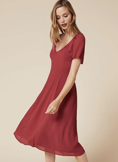 Reformation Ophelia Dress