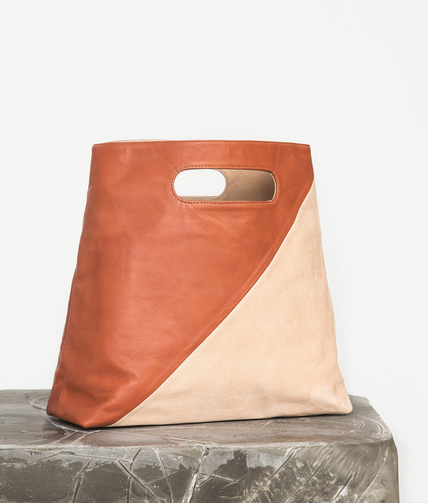 Alys Tall Tote - S