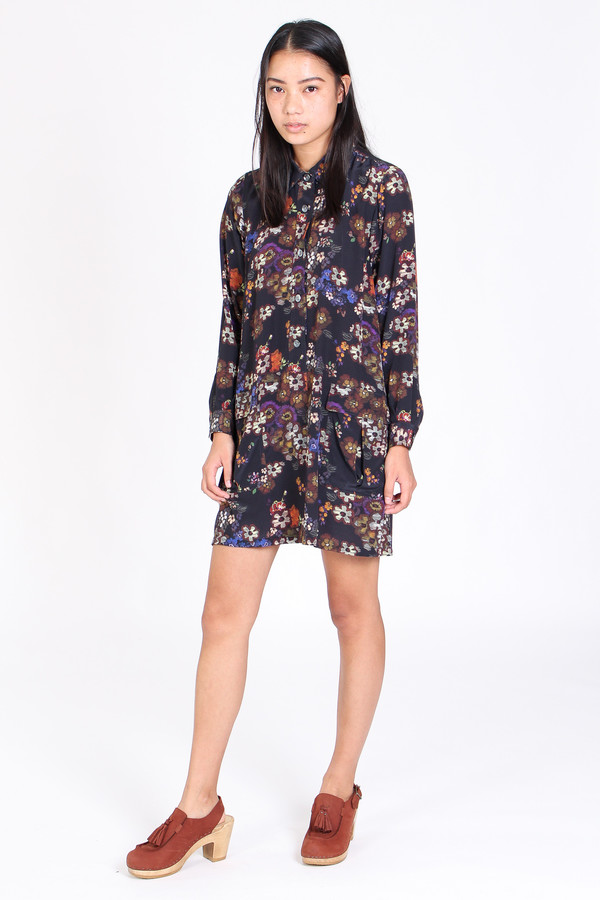 No.6 Store Annick dress in folk floral