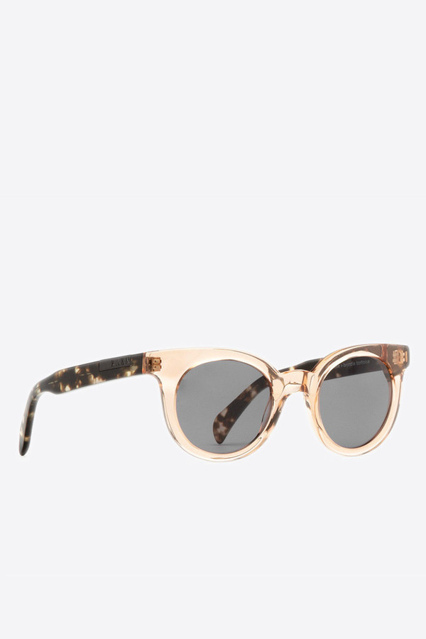 Arkin sunglasses in crystal rose/brindle