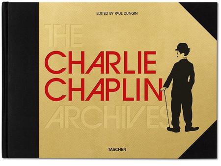 Taschen Charlie Chaplin archives hardcover