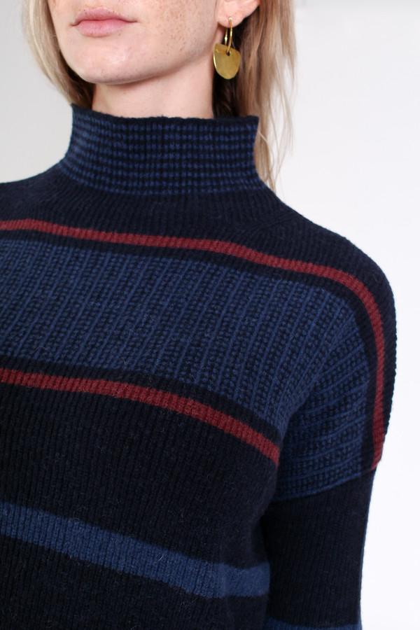 Steven Alan Rhyme sweater in navy