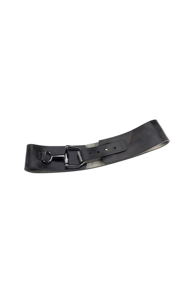 Brave Leather Tamma belt in black
