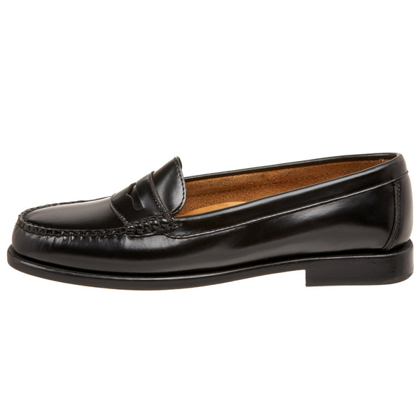 Bass Wayfarers / Black Loafers