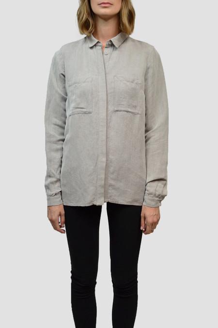 Just Female Berkle Shirt   Grey