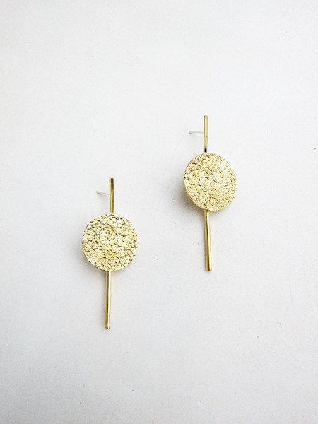 Quarry Francesca Long Earrings