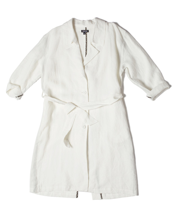 Ilana Kohn Lisa Trench, White