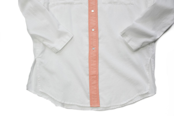 Lbt-Lbt Caution Button Down