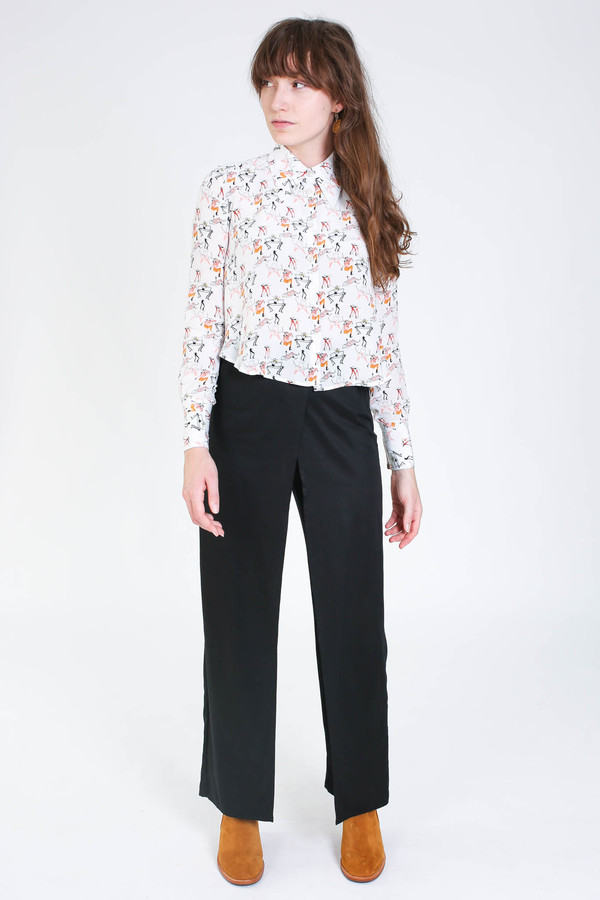 Rachel Comey Mirage top in white