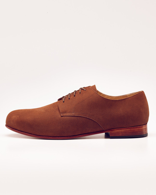 Mens Nisolo Wesley LE Oxford Oak