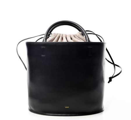 Black Edite Bag by Vasic
