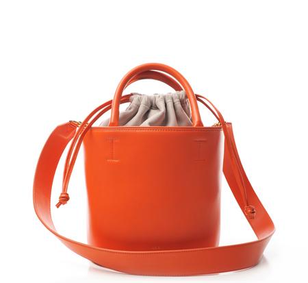 Orange Edite Mini Bag by Vasic