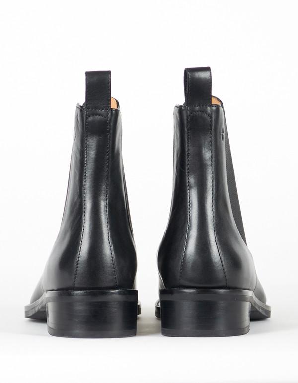 Vagabond Ava Chelsea Boot Black