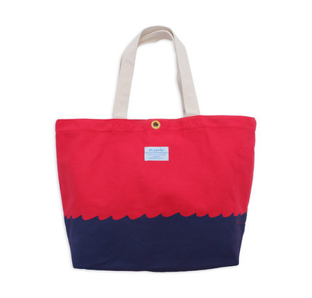 M. Carter Co Wave Bottom Beach Bag